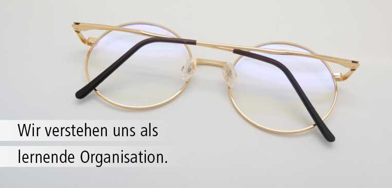 Wir verstehen uns als lernende Organisation